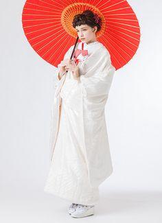 白無垢   和装   奈良の貸衣裳・結婚式・二次会 アトリエステディ