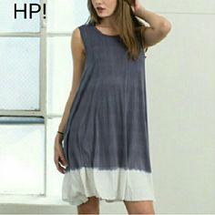 *Hp!* Tie Dye Dress
