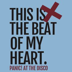 """""""This is Gospel"""" - Panic! At the Disco"""