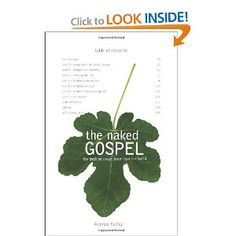 The Naked Gospel: The Truth You May Never Hear in Church: Andrew Farley: 9780310293064: Amazon.com: Books