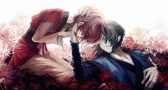 Akatsuki no Yona #anime #manga Yona x Hak