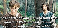 peter pevensie cutting you down since 1927