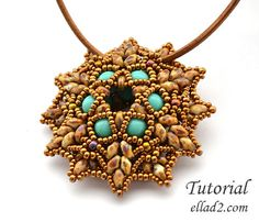 Hey, I found this really awesome Etsy listing at https://www.etsy.com/listing/156723546/tutorial-zonnetje-pendant-beading