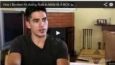 How I Booked An #Acting Role In MAN IN A BOX by Michael Galante (a film by Kevin Eugene Davis) via http://Filmcourage.com. More video interviews at https://www.youtube.com/user/filmcourage