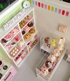 Pinterest @10jolie | Mini Sweetcakes Bakery