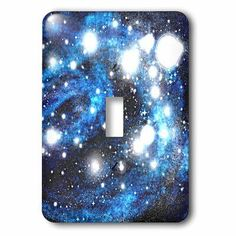Light Switch Cover is made of durable scratch resistant metal that will not fade, chip or peel. Featuring a high gloss finish, along with matching screws makes this cover the perfect finishing touch. Carina Nebula, Orion Nebula, Andromeda Galaxy, Helix Nebula, Toggle Light Switch, Light Switch Covers, Hubble Space, Space Telescope, Space Shuttle