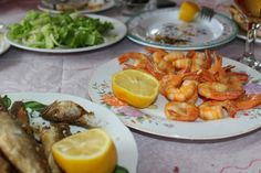 Albanian Sea Food