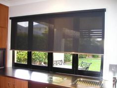 like the 1 blind for the whole window... wonder if they make one big enough for bi-fold doors as well,