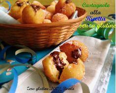 Castagnole di ricotta senza glutine