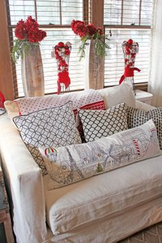 Itsy Bits and Pieces: More From the 2013 Bachman's Holiday Ideas House...