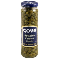 Goya Capers, 3.25-Ounce Units (Pack of 24) >>> Tried it! Love it! Click the image. : Quick dinner ideas
