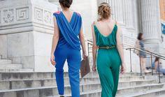 Looks con jumpsuit para una boda