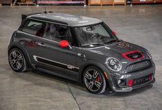 Bid for the chance to own a One Owner: 2013 Mini John Cooper Works GP at auction with Bring a Trailer, the home of the best vintage and classic cars online. Mini Cooper Tuning, Mini Cooper Works, Mini Cooper Sport, Mini Cooper One, Mini Cooper Custom, John Cooper Works, Maserati, Bugatti, Mini Countryman