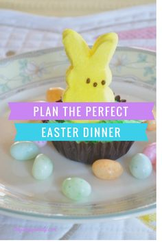 I am always looking for inspiration to make my Easter Table Beautiful, and take my traditional recipes to a higher level. I love the post on Crafting A Family for my Easter inspiration.
