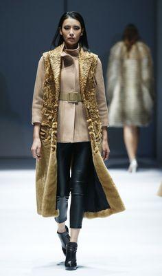 Kopenhagen Fur - China Fashion Week: Catering to fashion people