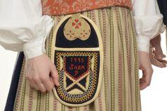 Costume worn by my ancestors in Idre.