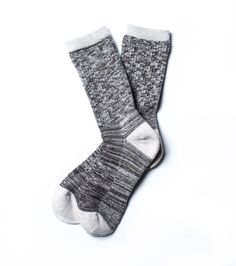 M Charcoal Heather Smartwool Cozy Cabin Crew Calze Donna