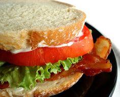 Classic BLT Sandwich