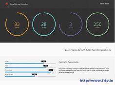 9 Best Free & Premium WordPress #ProgressBar Plugin 2015  Link : http://www.frip.in/wordpress-progress-bar-plugin/