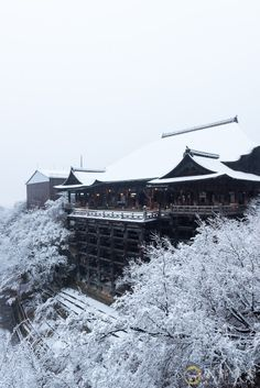 Kiyomizu Temple, Japan