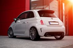Abarth 500 by Pogea Racing #tuning #fiat500 #abarth