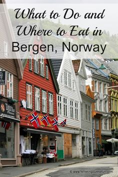 What to do and where to eat in #Bergen #Norway