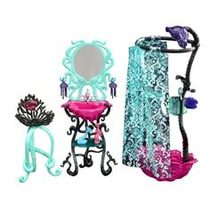black friday 2014 monster high lagoona blue shower playset from mattel cyber monday black friday specials on the season most wanted christmas gifts