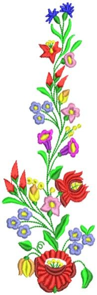 Kalocsai hímzésminta 307 Embroidery Applique, Embroidery Patterns, Floral Rosa, Floral Drawing, Hungarian Embroidery, Applique Templates, Free Machine Embroidery Designs, Fabric Painting, Handmade Crafts