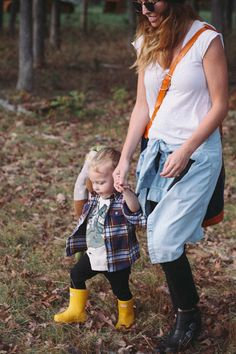 The Day Book mom baby mother child street style fashion blog
