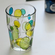 HOME DZINE Craft Ideas   Decorate with glass stain