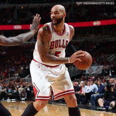 The Bulls Carlos Boozer