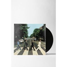 The Beatles Abbey Road Lp (26 AUD) ❤ liked on Polyvore featuring music, fillers and photos