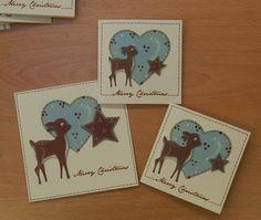 Marjoleine's blog: 8717853321023 labels met hertjes
