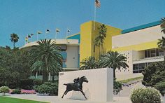 Hollywood Park Inglewood CA