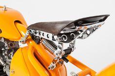 Entrant - The Deus Boundless Enthusiasm Bike Build Off 2013 Motorcycle Seats, Bobber Motorcycle, Moto Bike, Motorcycle Design, Bike Design, Triumph Bobber, Bobber Bikes, Harley Bobber, Harley Bikes