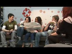 Merlin S4 | 2011Kapow cast interview [no spoilers]