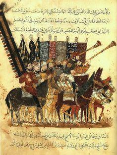 As Cruzadas: Muçulmanos iniciaram violências e morticínios contra os peregrinos