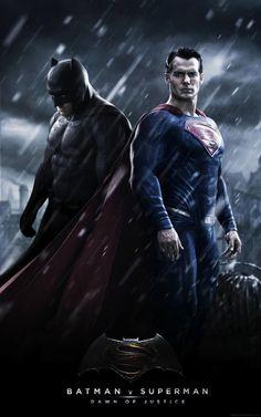 Premier teaser trailer officiel de Batman v Superman