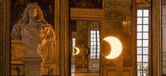 Deep Mirror - Olafur Eliasson Versailles