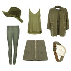 top trendy CHILLYTIME Jerseykleid Tunika Jersey Kleid NEU khaki-braun