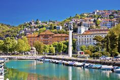 What not to miss in Rijeka, European Capital of Culture 2020 — Lonely Planet Domestic Destinations, Best Holiday Destinations, Best Places To Travel, Cool Places To Visit, Places To Go, Dubrovnik, Lonely Planet, Croatian Coast, European Destination