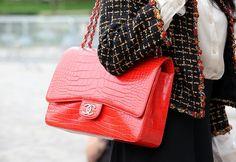 statementshoes:    Chanel
