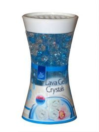 3 x Pan Aroma Lava Gel Crystals Cool Linen by Pan Aroma - Buy Cleaning Supplies Online Safe Cleaning Products, Cleaning Supplies, Marble Floor Cleaner, Domestic Cleaning, Natural Stone Flooring, Plastic Caps, Wax Melts, Lava, Household