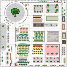 Garden Plan - 2013: community garden