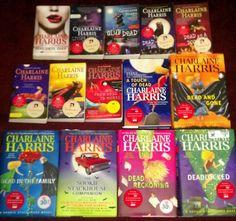 Sookie Stackhouse Novels 'True Blood'