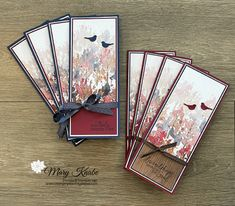 Card Making Inspiration, Making Ideas, Leaf Cards, Hand Made Greeting Cards, Scrapbooking, Stampin Up Catalog, Friendship Cards, Stamping Up Cards, Fall Cards