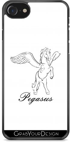 @GrabYourDesign - #Case for #Iphone 7/8 #Pegasus in #tribals - by #pASob http://www.grabyourdesign.com/product.php?product=7261&m1=1&m2=1&m3=I7-7S #GrabYourDesign