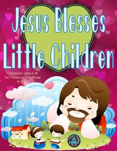 Jesus Blesses the Little Children
