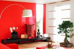 Farbige Wände   30 Wohnideen Mit Farbe