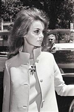Jean Shrimpton, Sydney 1965